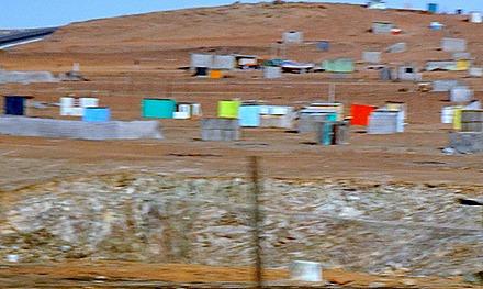 5. Matarani, Peru