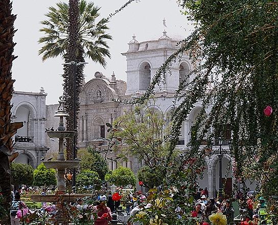 78. Matarani, Peru