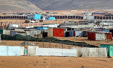 8. Matarani, Peru