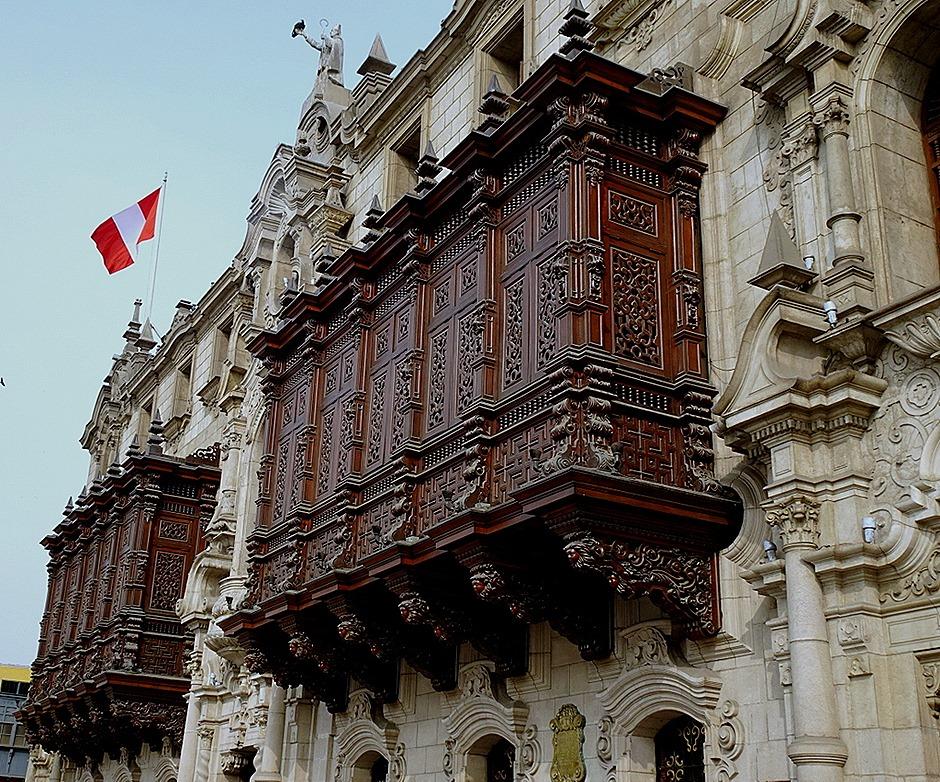 97. Lima, Peru (Day 1)