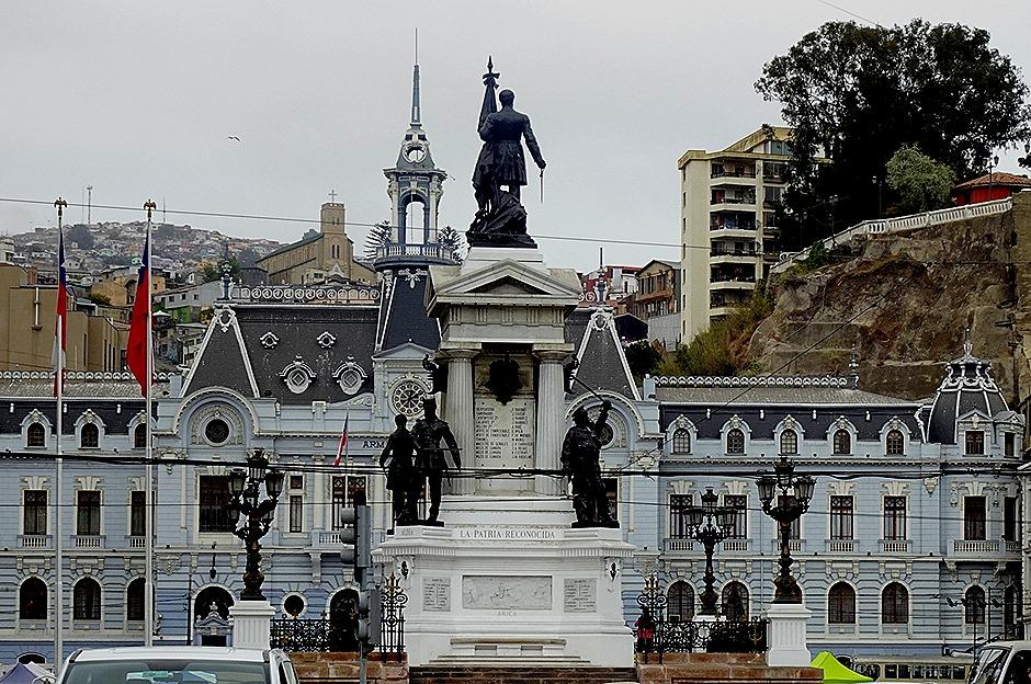 100. San Antonio (Valparaiso), Chile
