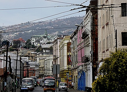 103. San Antonio (Valparaiso), Chile