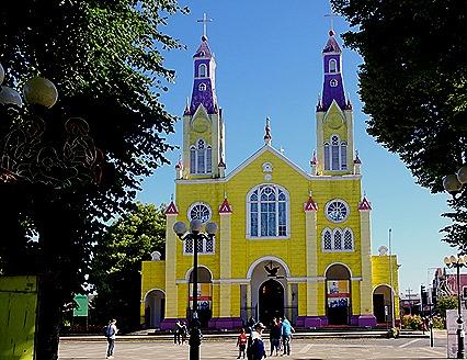12. Isla Chiloe, Chile