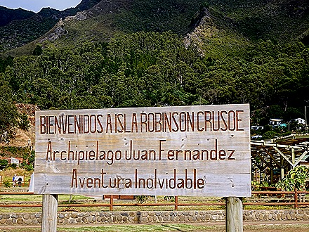 13. Robinson Crusoe Island, Chile
