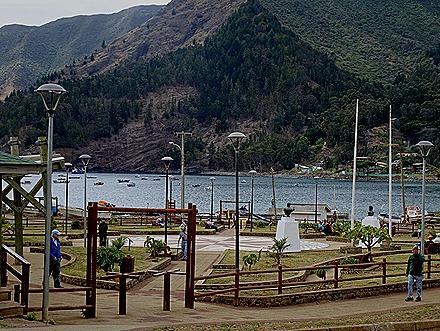 50. Robinson Crusoe Island, Chile