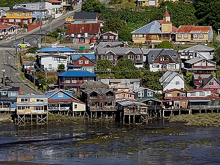 52. Isla Chiloe, Chile