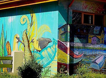 56. Isla Chiloe, Chile
