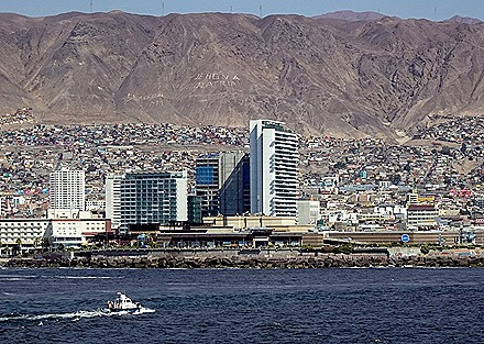 59. Antofagasta, Chile