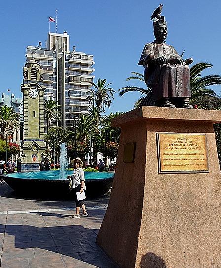 7. Antofagasta, Chile