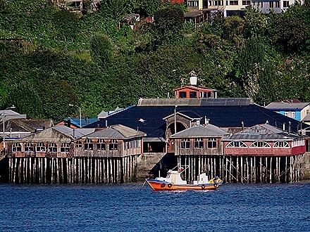 7. Isla Chiloe (RX10), Chile