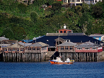 7. Isla Chiloe (RX10), Chile