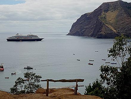 70. Robinson Crusoe Island, Chile