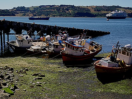77. Isla Chiloe, Chile