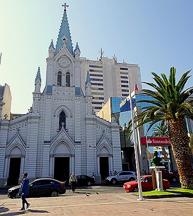 8. Antofagasta, Chile