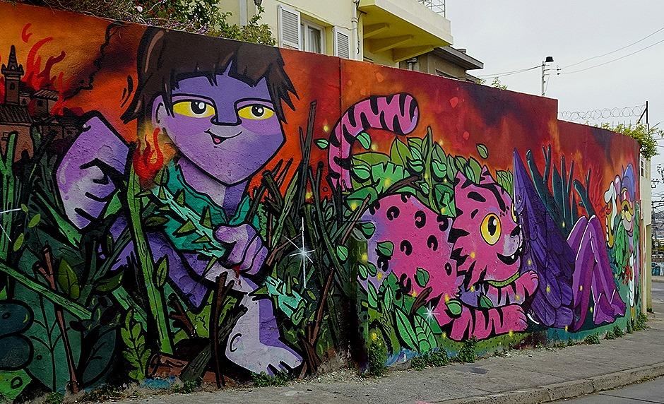 9. San Antonio (Valparaiso), Chile
