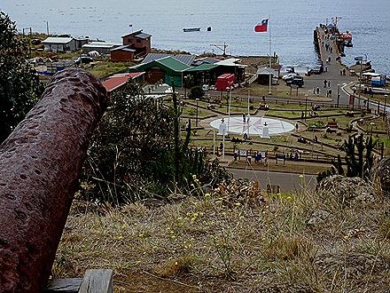 90. Robinson Crusoe Island, Chile
