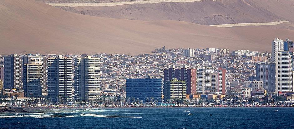 97. Iquique, Chile