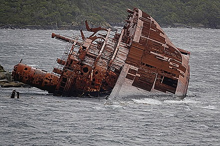 104. Chilean Fjords (RX10)