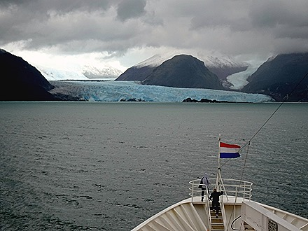 14. Chilean Fjords, Chile