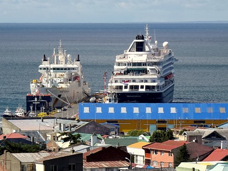 45a. Punta Arenas, Chile
