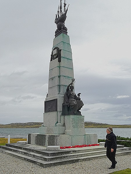 122. Stanley, Falkland Islands