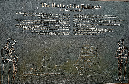 129. Stanley, Falkland Islands