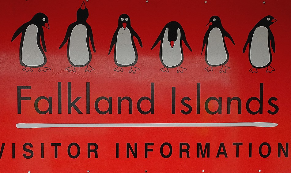 13. Stanley, Falkland Islands