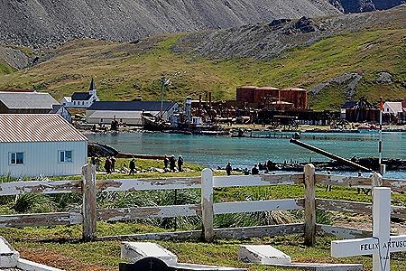 167. Grytviken, S Georgia Island