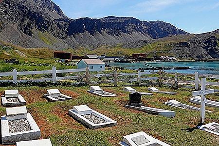 168. Grytviken, S Georgia Island