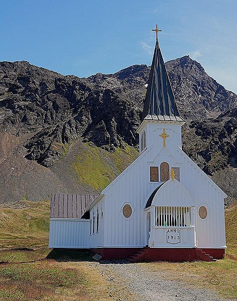 195. Grytviken, S Georgia Island