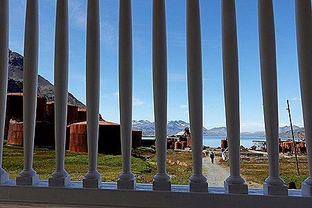 201. Grytviken, S Georgia Island
