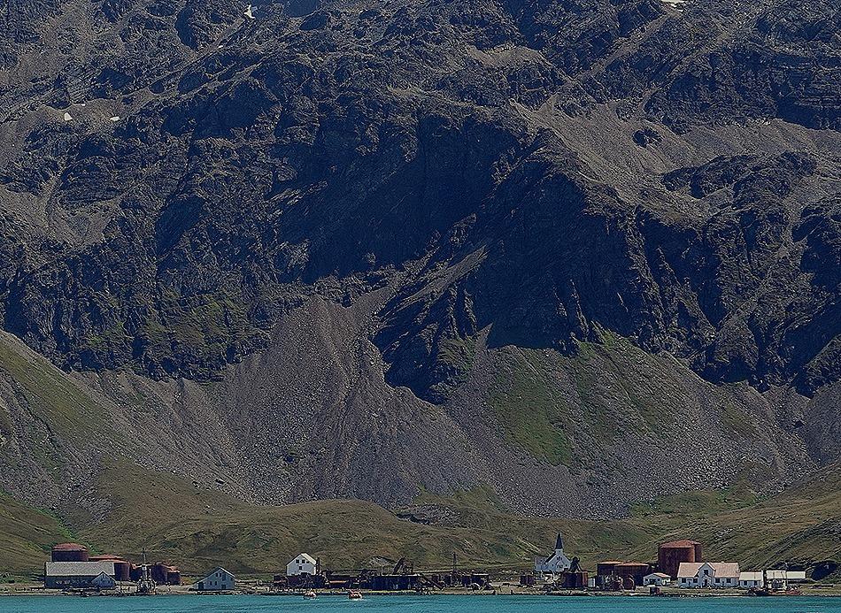 220. Grytviken, S Georgia Island