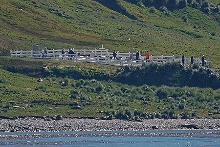 225. Grytviken, S Georgia Island