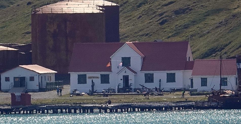 227. Grytviken, S Georgia Island