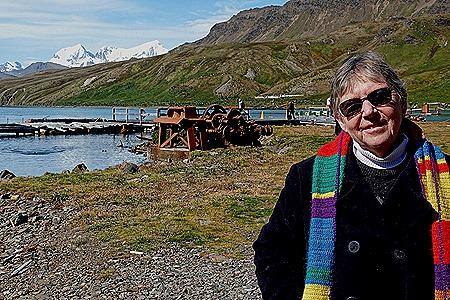 36a. Grytviken, S Georgia Island