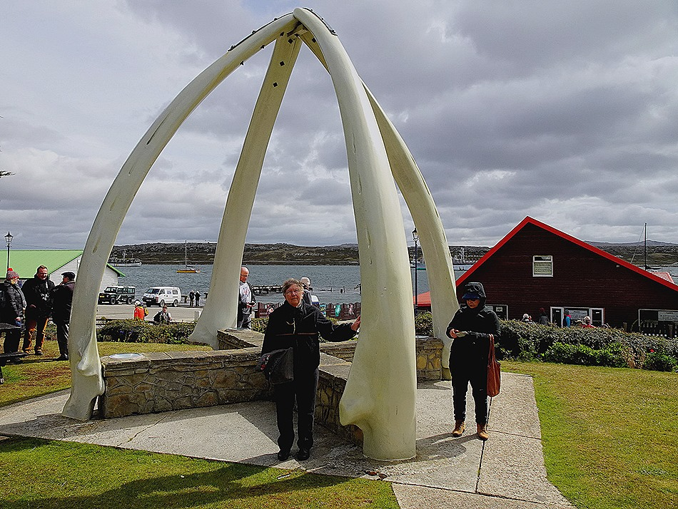 48. Stanley, Falkland Islands