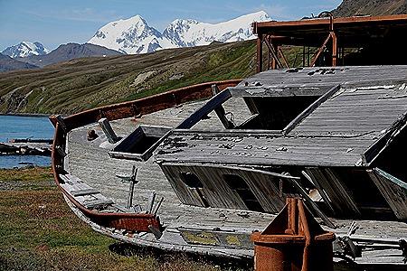 81. Grytviken, S Georgia Island