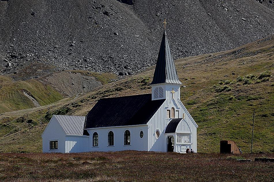 82. Grytviken, S Georgia Island