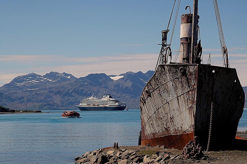 83. Grytviken, S Georgia Island