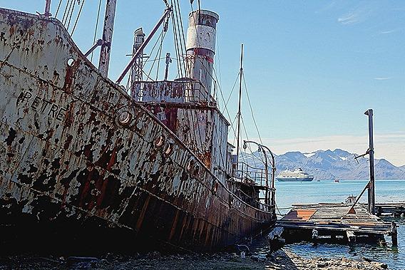 85. Grytviken, S Georgia Island