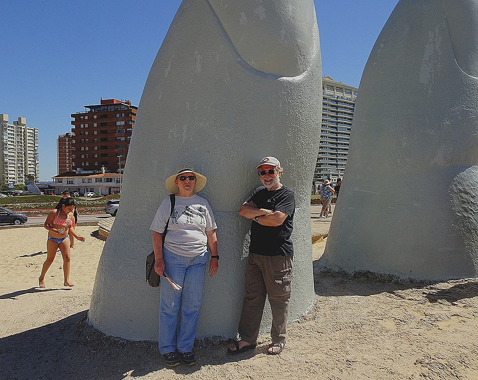 2. Punta del Este, Uruguay