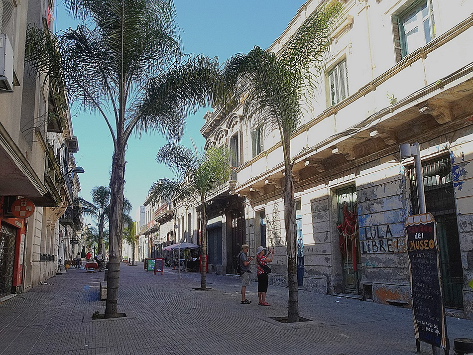 4. Montevideo, Uruguay