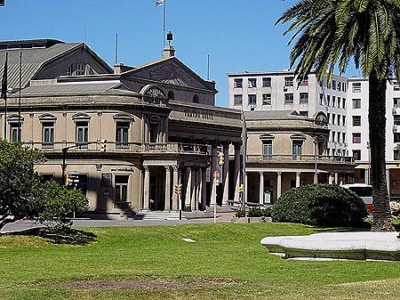 44. Montevideo, Uruguay