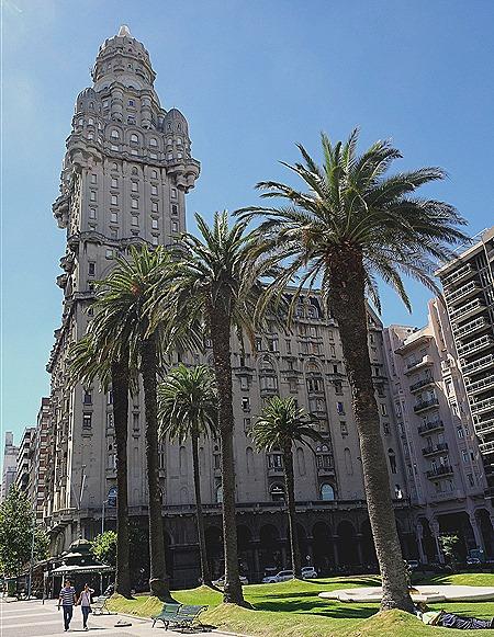 47. Montevideo, Uruguay