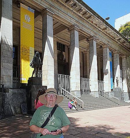 73. Montevideo, Uruguay