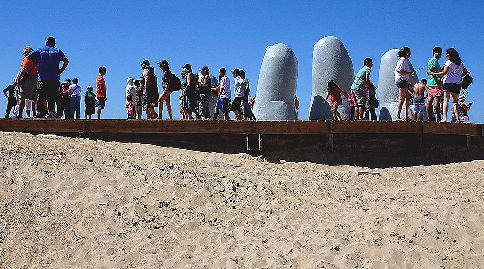76. Punta del Este, Uruguay