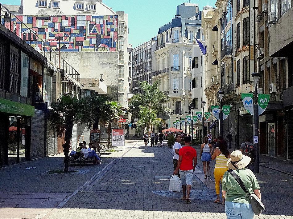 80. Montevideo, Uruguay