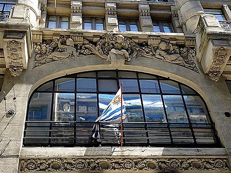 83. Montevideo, Uruguay