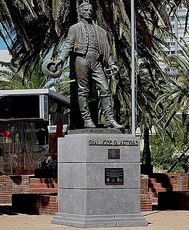 95. Punta del Este, Uruguay