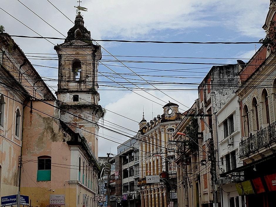 3. Belem, Brazil
